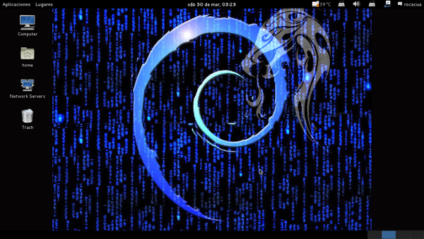 Debian 7 Wheezy en entorno GNOME classics