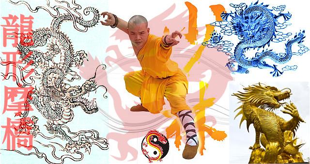 Kung Fu estilo del Dragón.