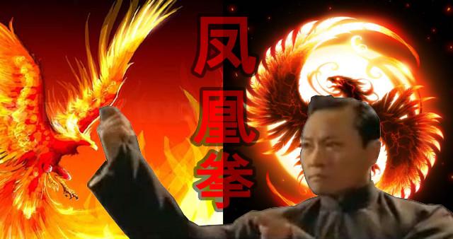 Kung Fu estilo del Fénix.