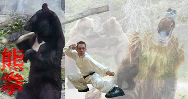 Kung Fu estilo del Oso.