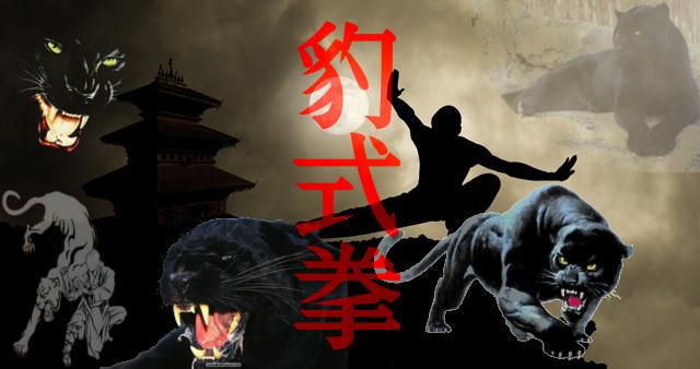 Kung Fu estilo de la Pantera.