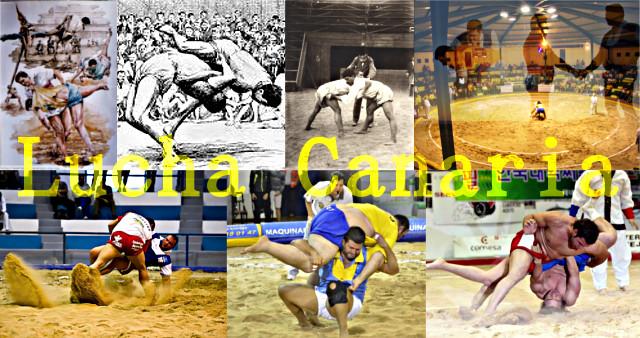 Lucha Canaria.