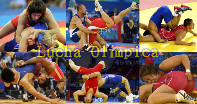Lucha Olímpica.