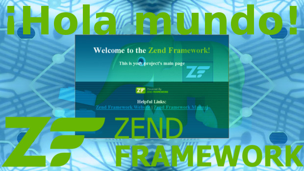 hola mundo con zend framework