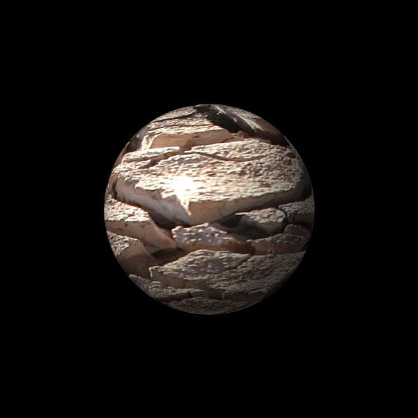Explosión planetaria con Gimp - Paso 4: Crear la esfera