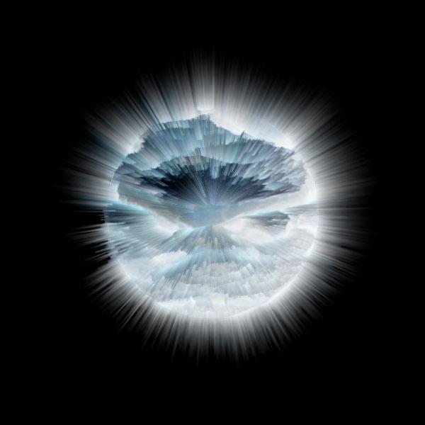 Explosión planetaria con Gimp - Paso 6: Añadir los rayos