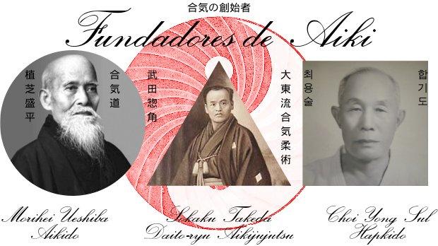 Fundadores de Aiki