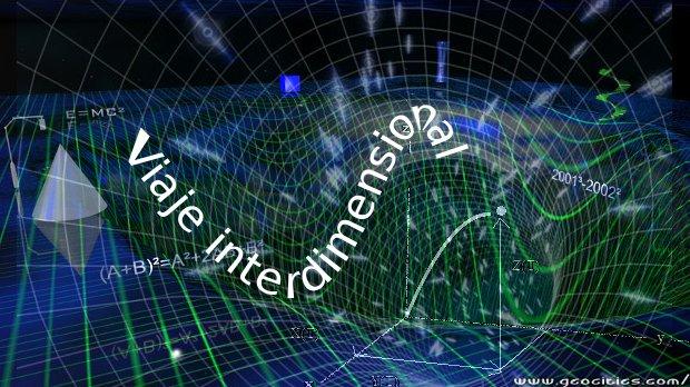 Viaje interdimensional